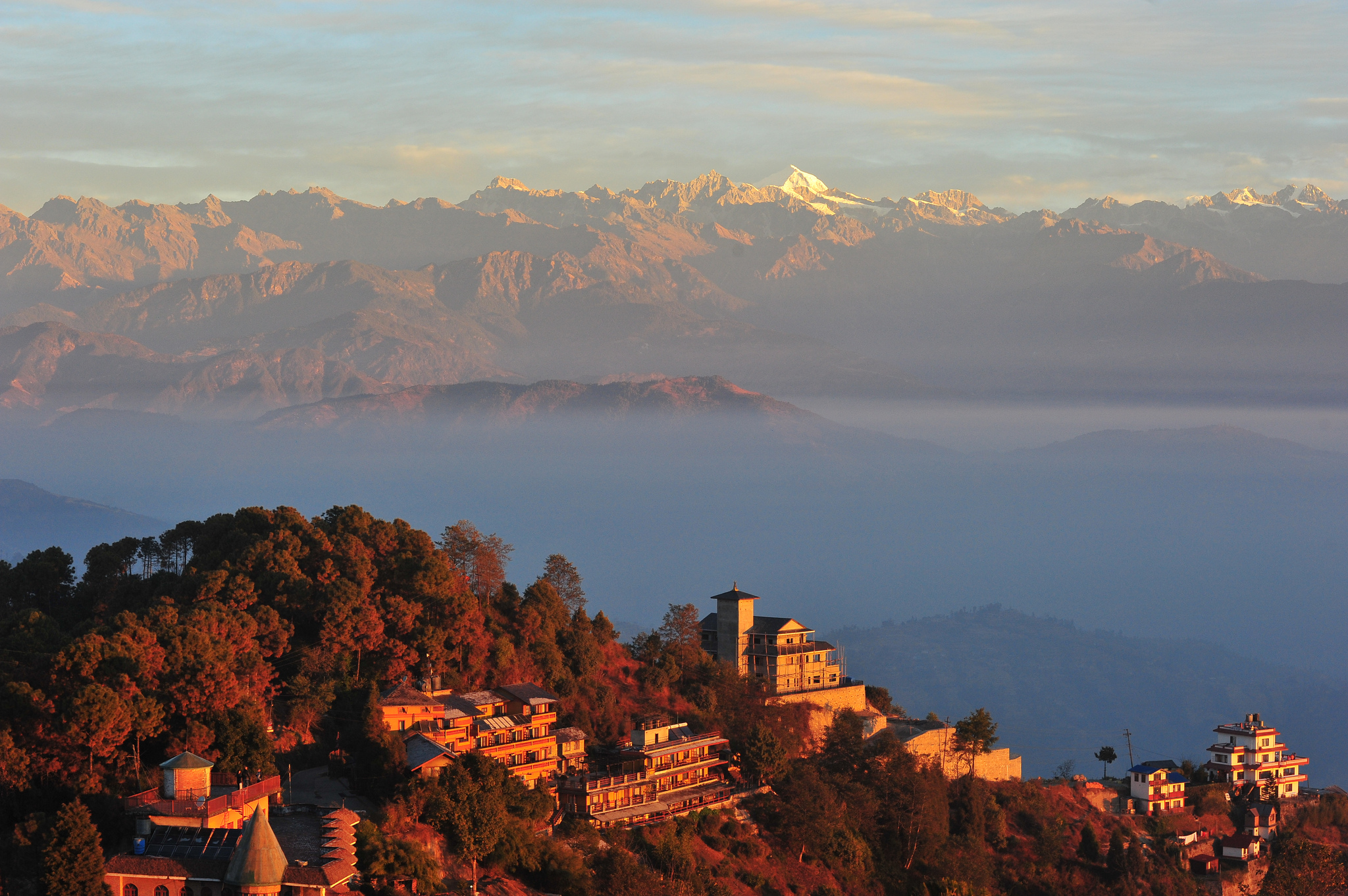 Nagarkot Nepal  City new picture : Seven Reasons It's Time to Return to Nepal WOW.com
