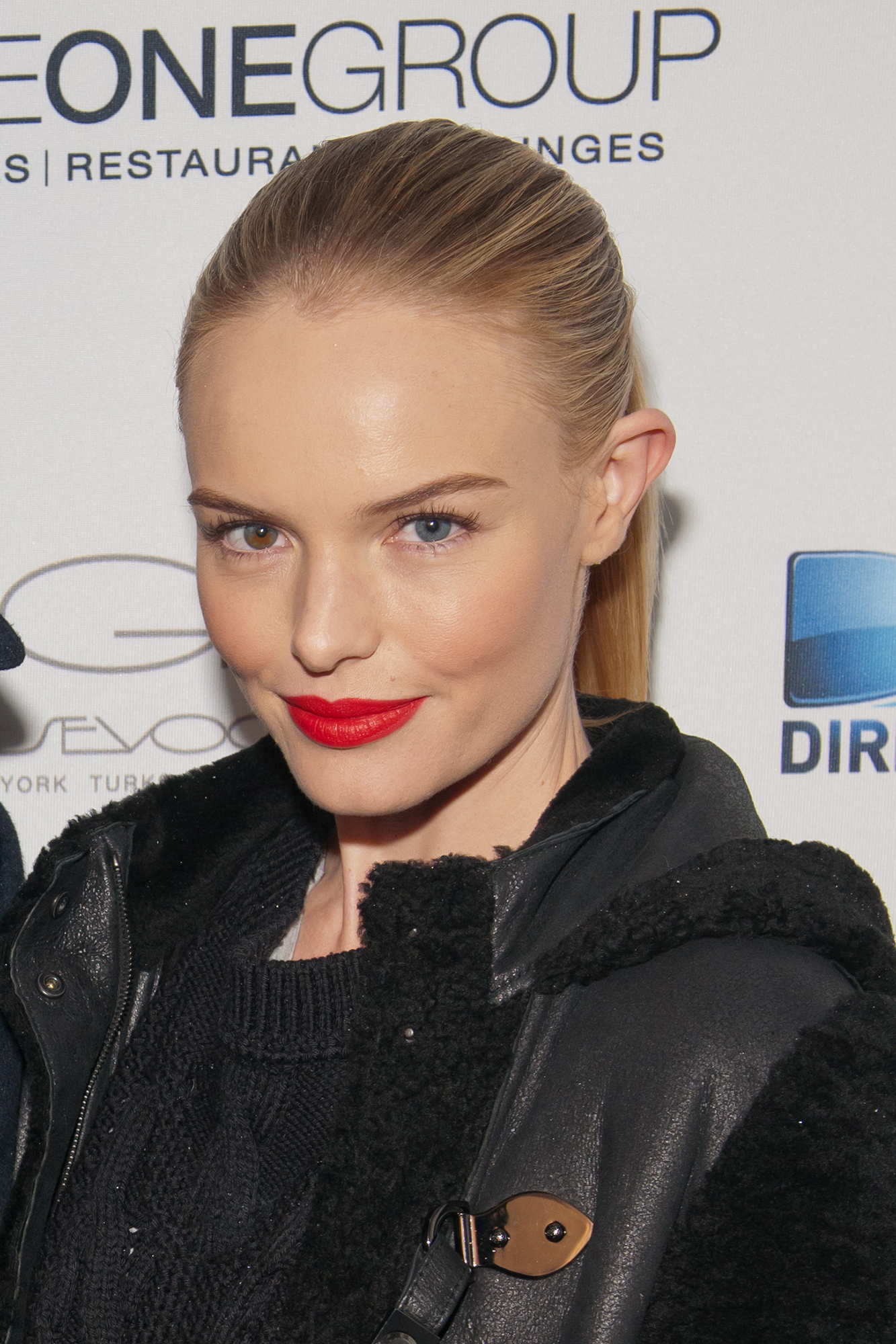 10 Ways To Wear Bold Lipstick | HuffPost Kate Bosworth