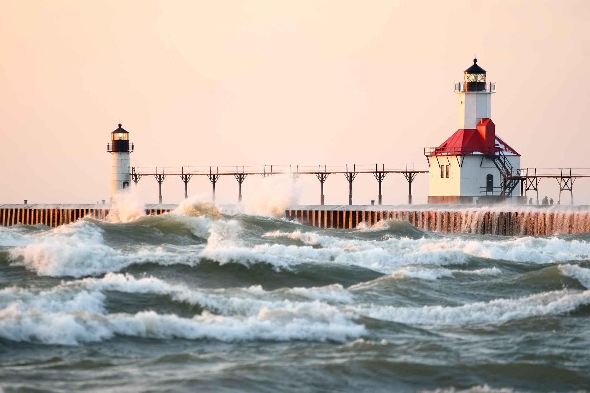 19 Michigan Beach Towns Ranked