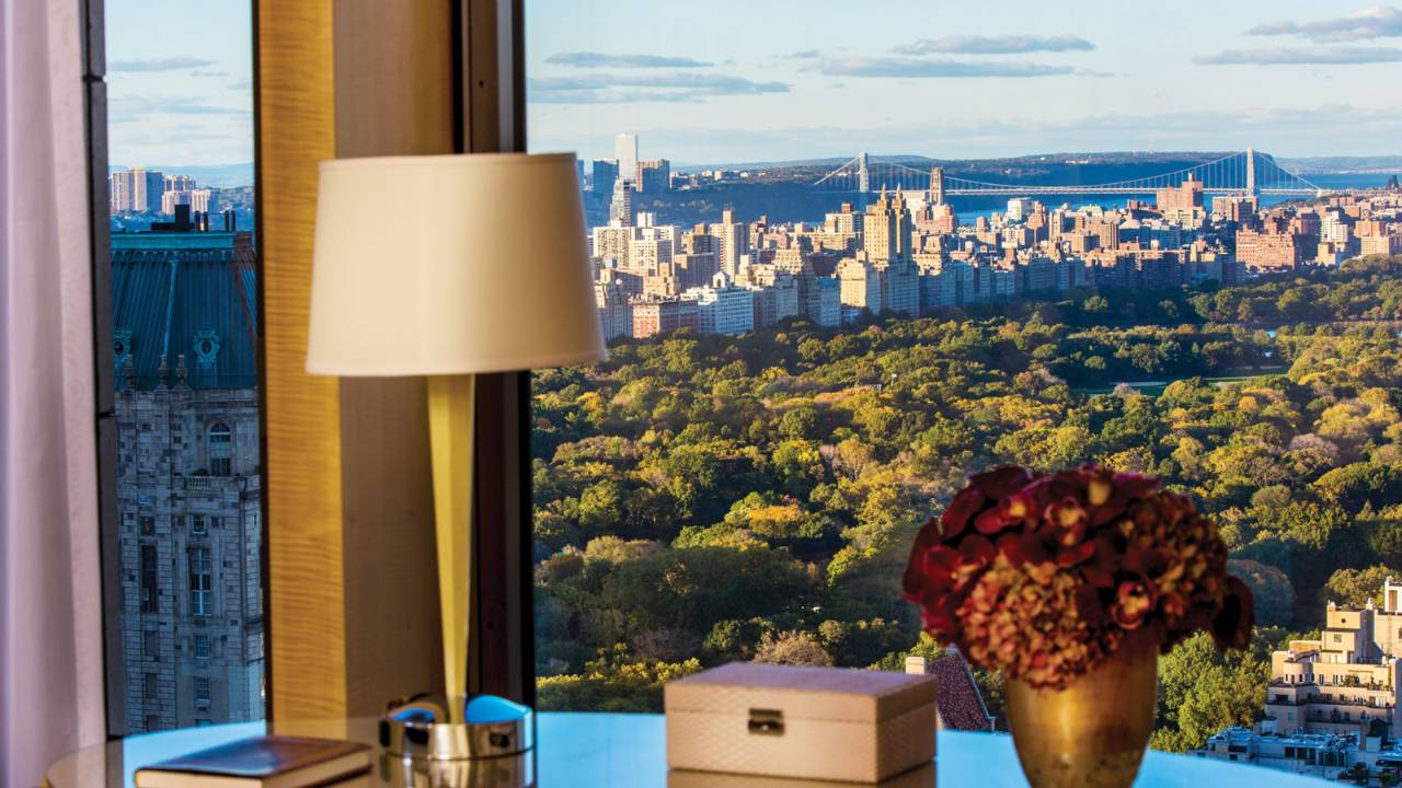 Hotels In New York City >> Best Luxury Hotels In Nyc For Families Huffpost Life