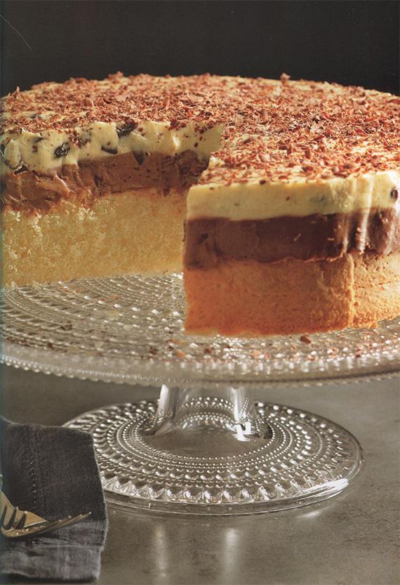 Rose Levy Beranbaum Chocolate Chiffon Cake Recipe