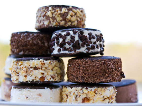 Десерты с мороженным рецепты с фото