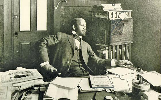 Image result for du Bois 1935