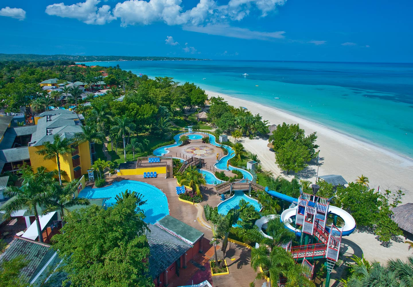 SANDALS Negril: All-Inclusive Resort on 7-Mile Beach, Jamaica