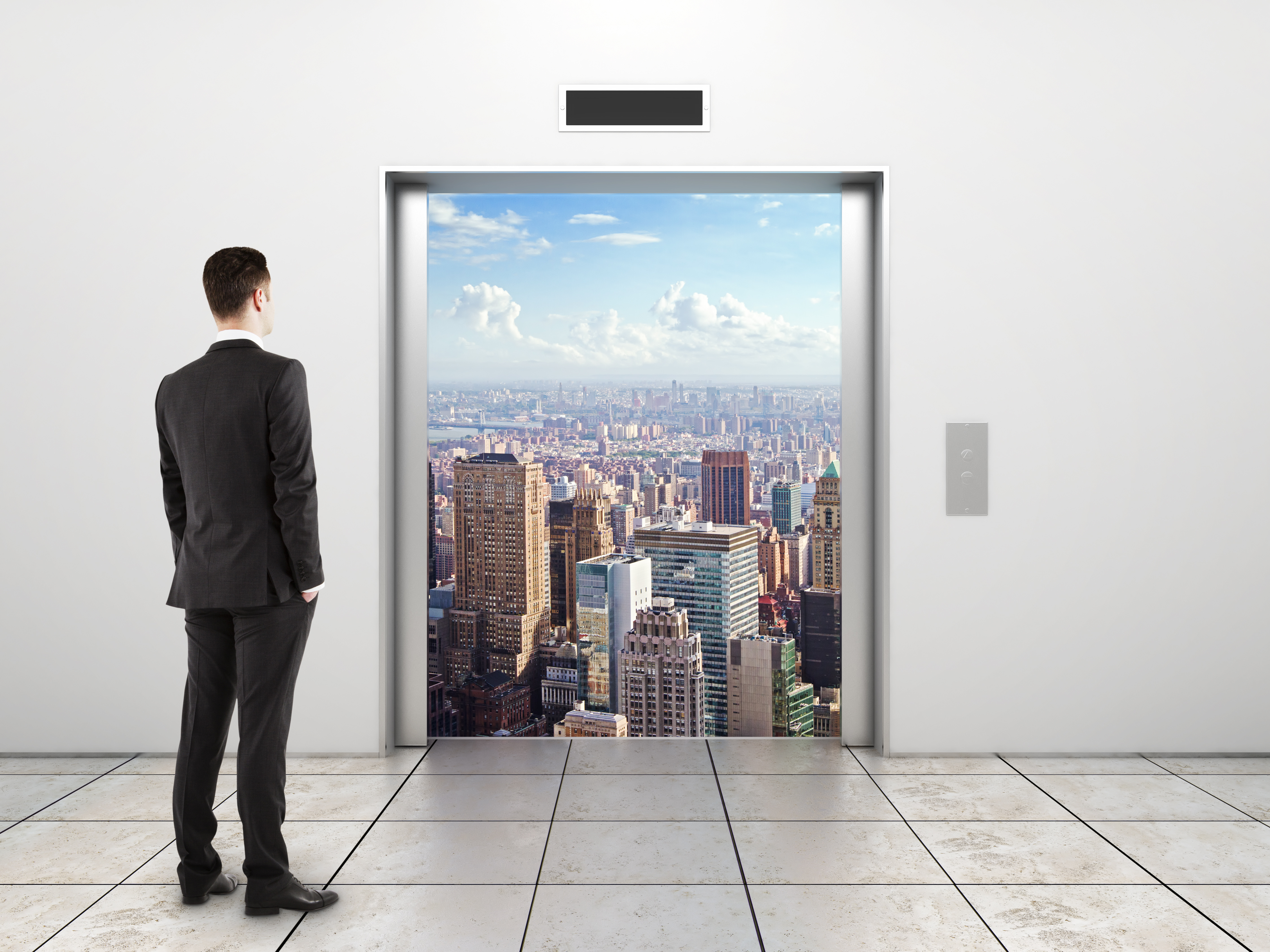 Going up the 39 elevator pitch 39 be ready to tell your for 1 story elevator