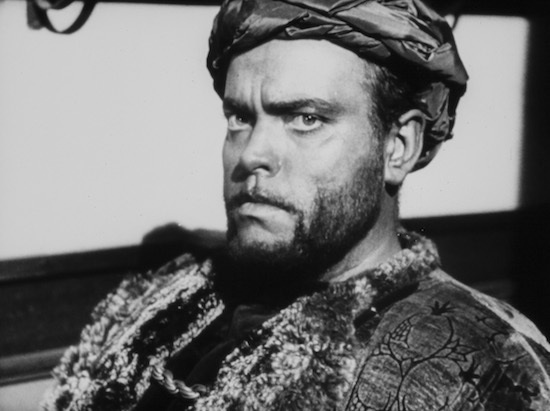 The Venice Diaries 2015: Kicking It Off with Orson Welles, a Woman's Man