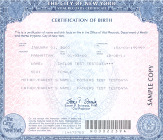 how to change a birth certificate in illinois