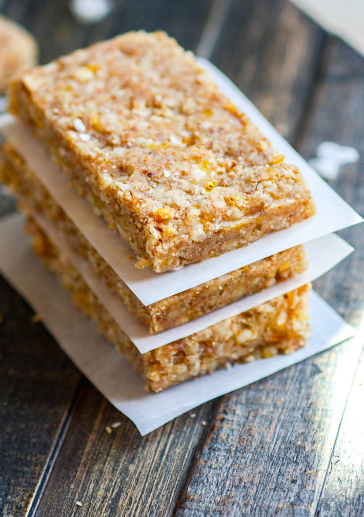 12 No Bake Vegan Protein Bars Huffpost