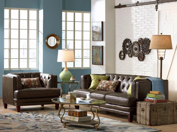 Popular Style - Industrial Chic
