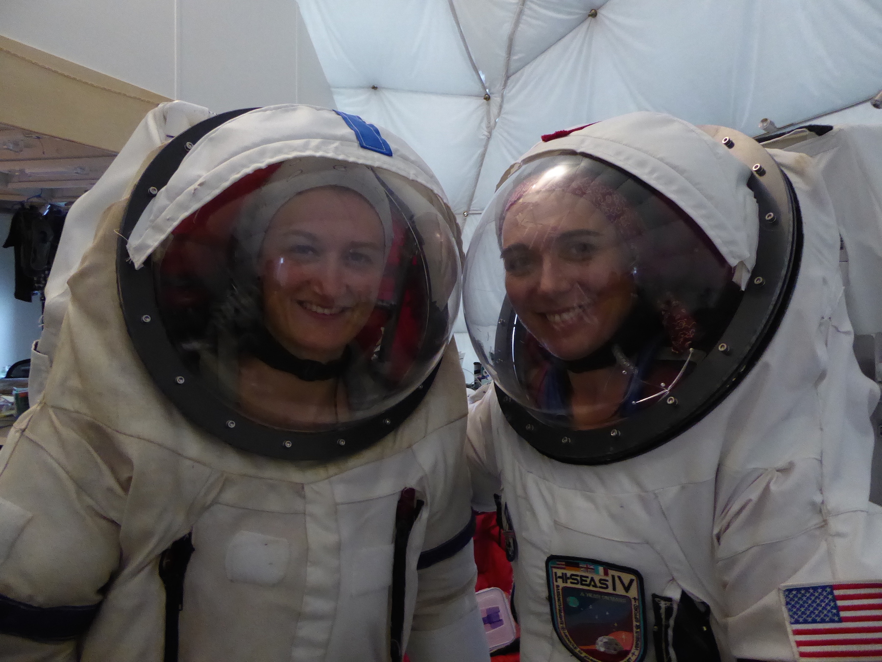 Hot And Heavy: Spacesuits