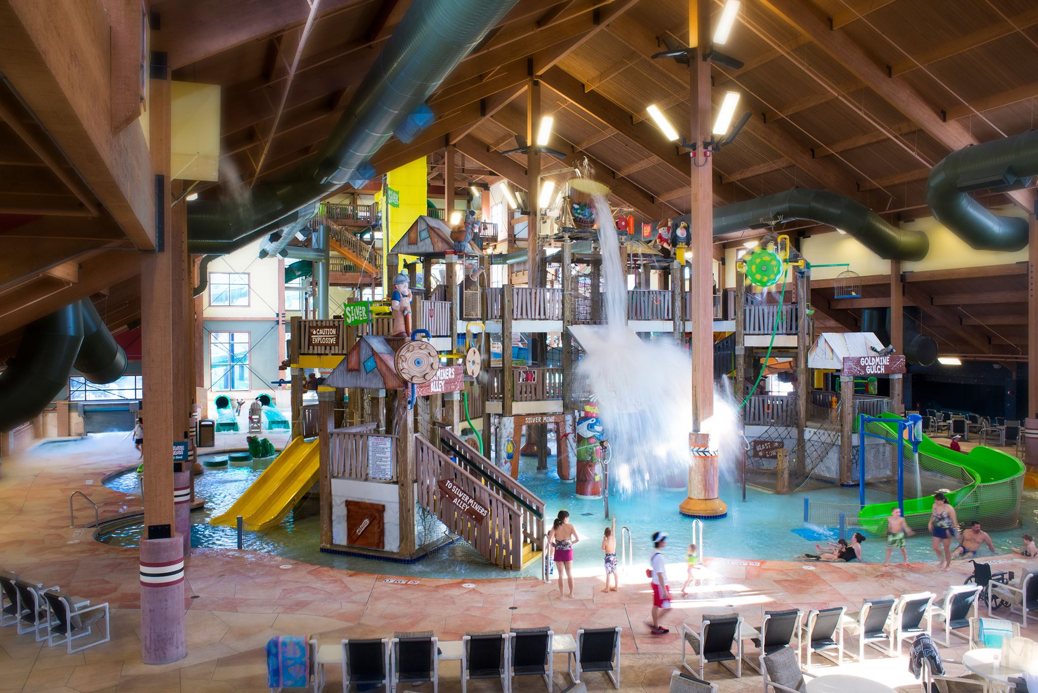 9 Of The Best Indoor Water Parks In The Us Huffpost