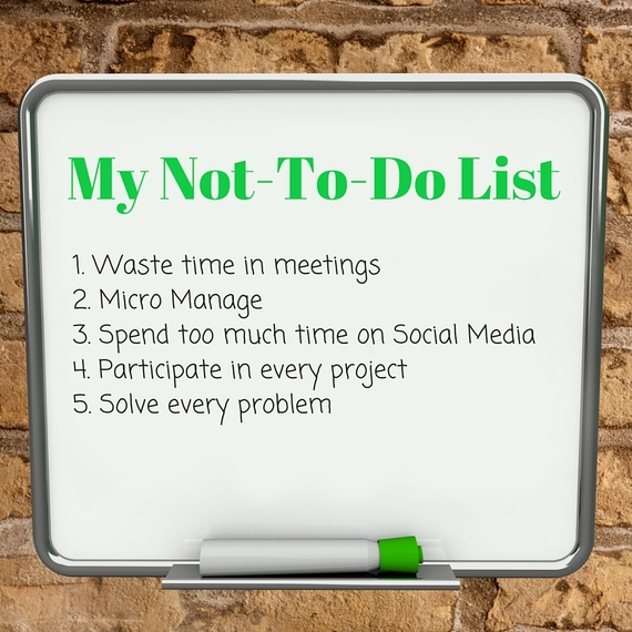 the ultimate to do list huffpost