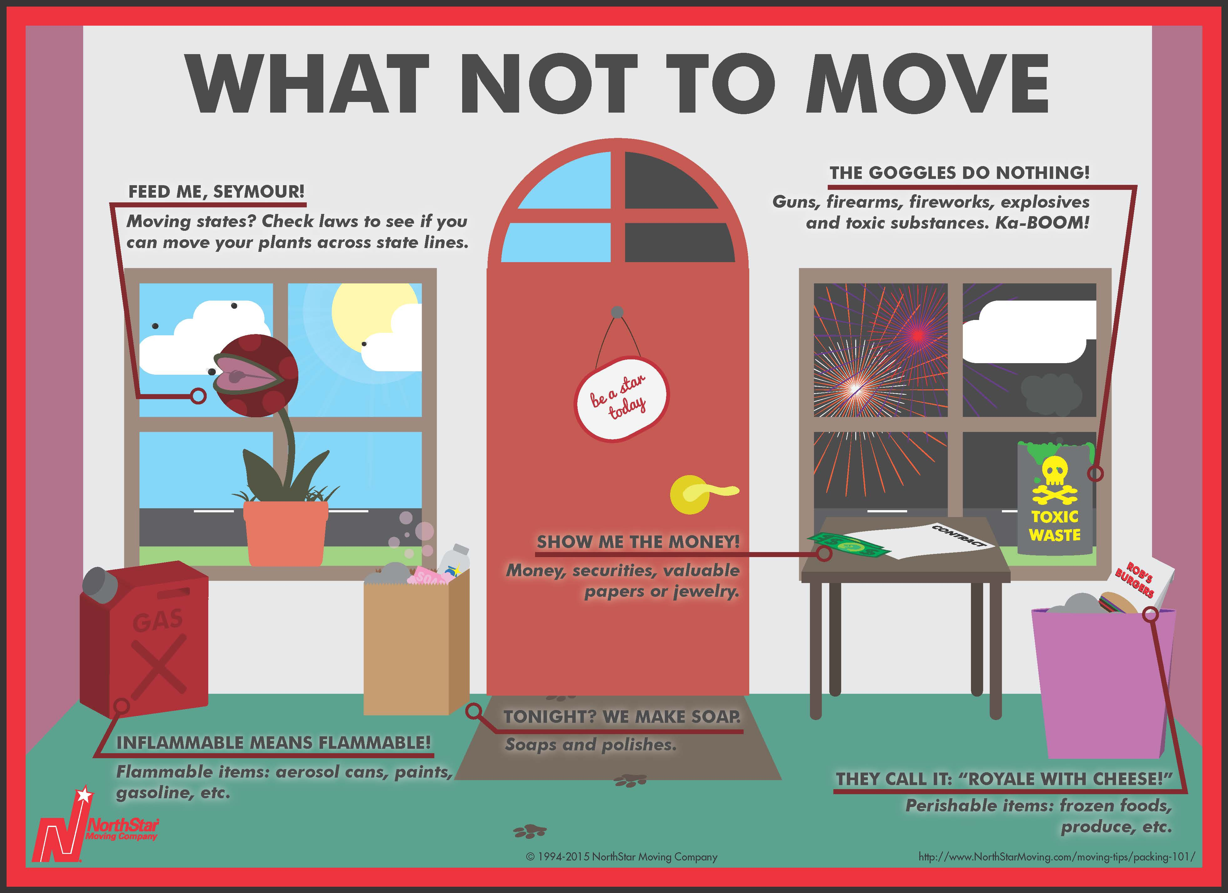 Tips for a Last Minute Move ...moving.com