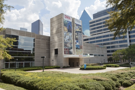 Images The Dallas Museum of Art, Refreshing an Old Frontier and Making it New 1 dallas