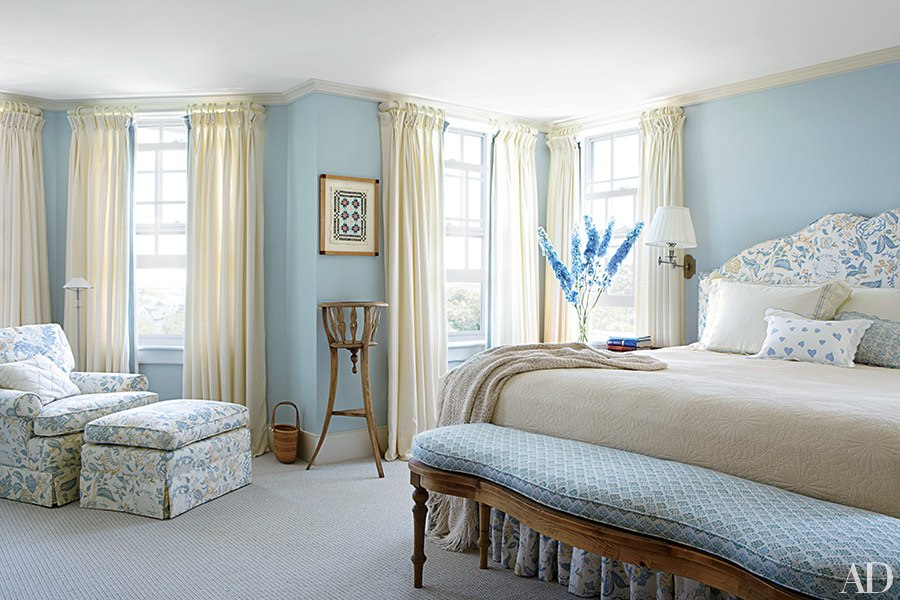 Beautiful Blue Bedrooms | HuffPost on Beautiful Room  id=55147