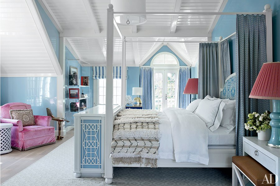 Beautiful Blue Bedrooms  The Huffington Post