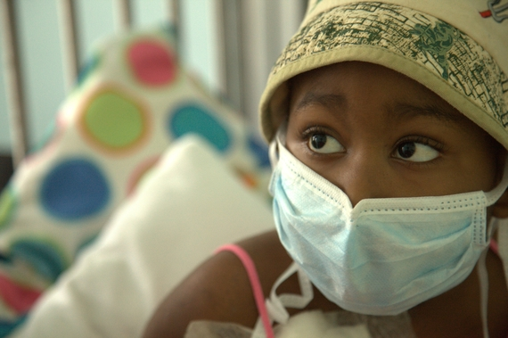 Childhood Cancer: A New Global Fight | HuffPost