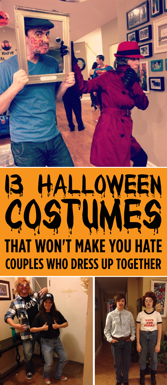 Halloween Ideas For Interracial Couples 2020 13 Halloween Costumes That Won't Make You Hate Couples Who Dress