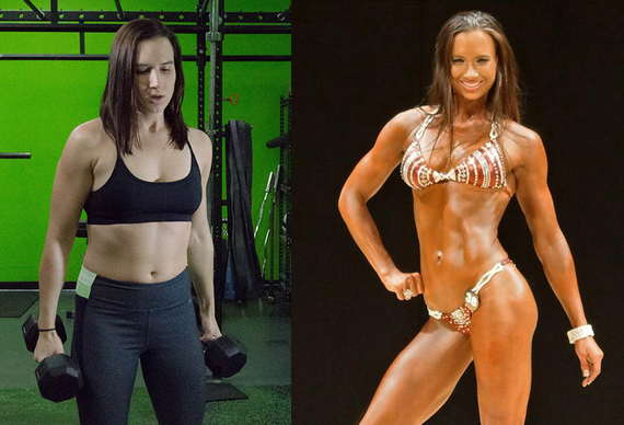 Fitness transformation and the art of bodybuilding huffpost ccuart Choice Image