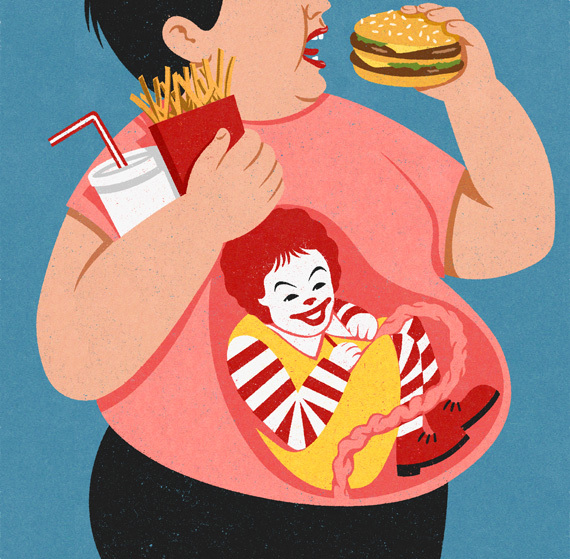 A Picture Really Is Worth A Thousand Words: The Illustrations of ...