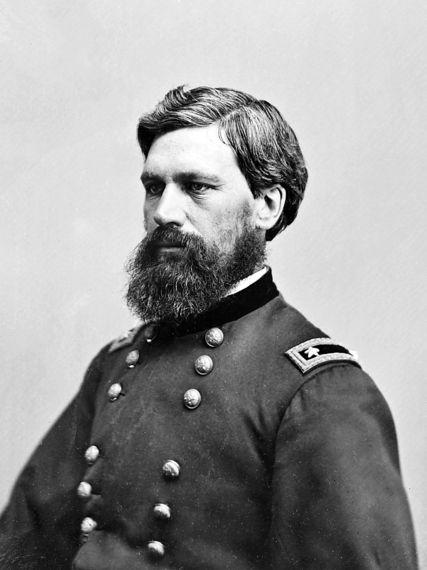 Union General Oliver Otis Howard was particularly tough on officers who tried to resign in protest of emancipation