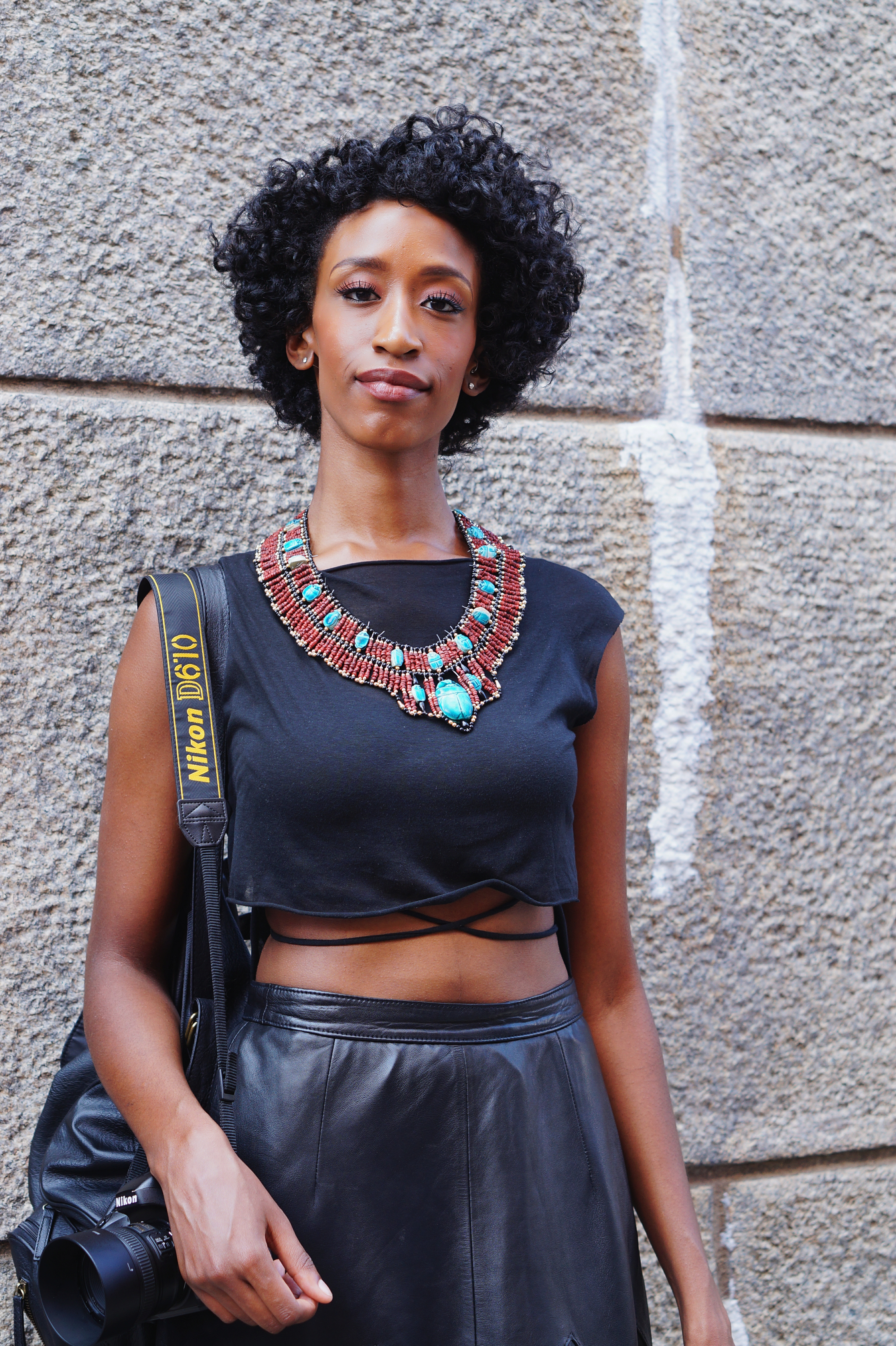 Streetwear At Essence Street Style Block Party 2015 Huffpost