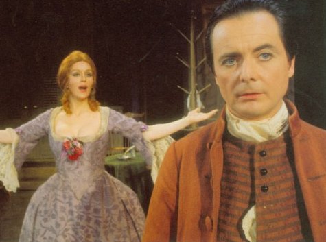 Two-time Emmy Award-Winner William Daniels in The Adams Chronicles