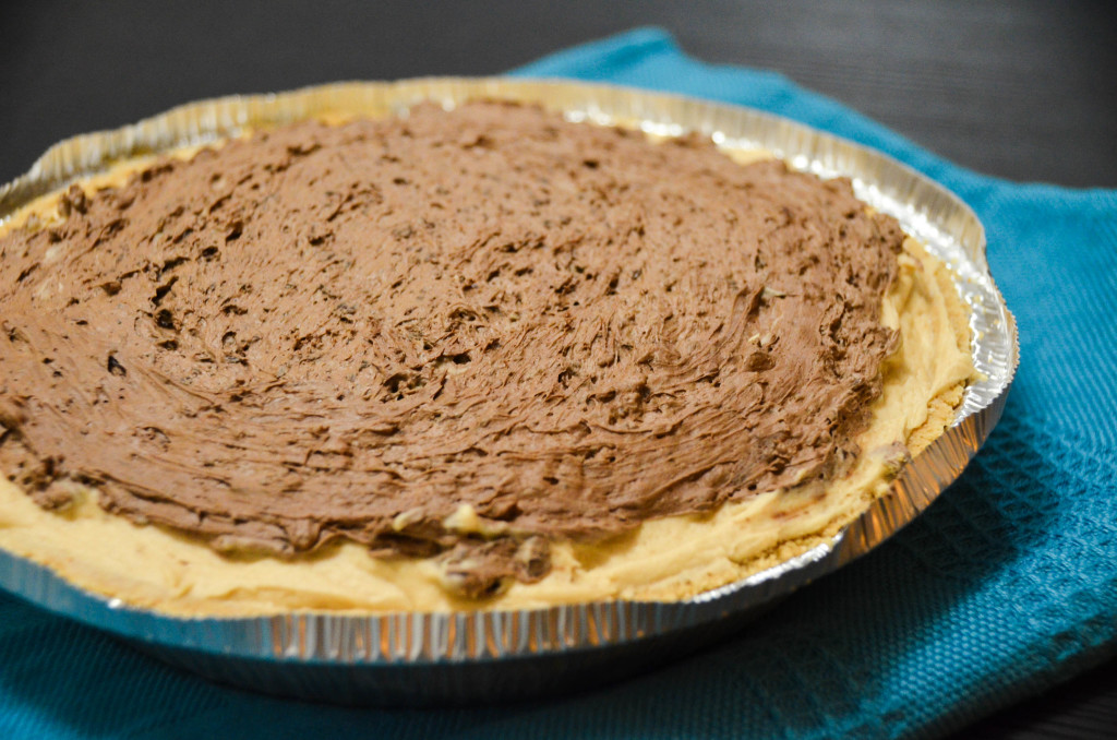 This No-Bake Peanut Butter Chocolate Pie Tastes Better Than Reese's ...