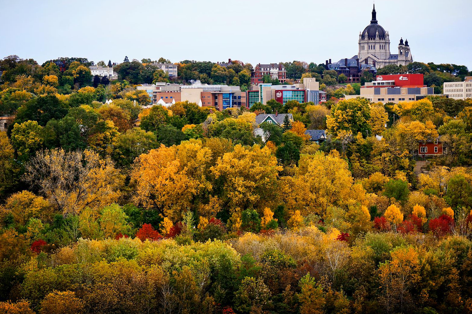 5 Insanely Beautiful Us Cities In The Fall Dailyscene Com