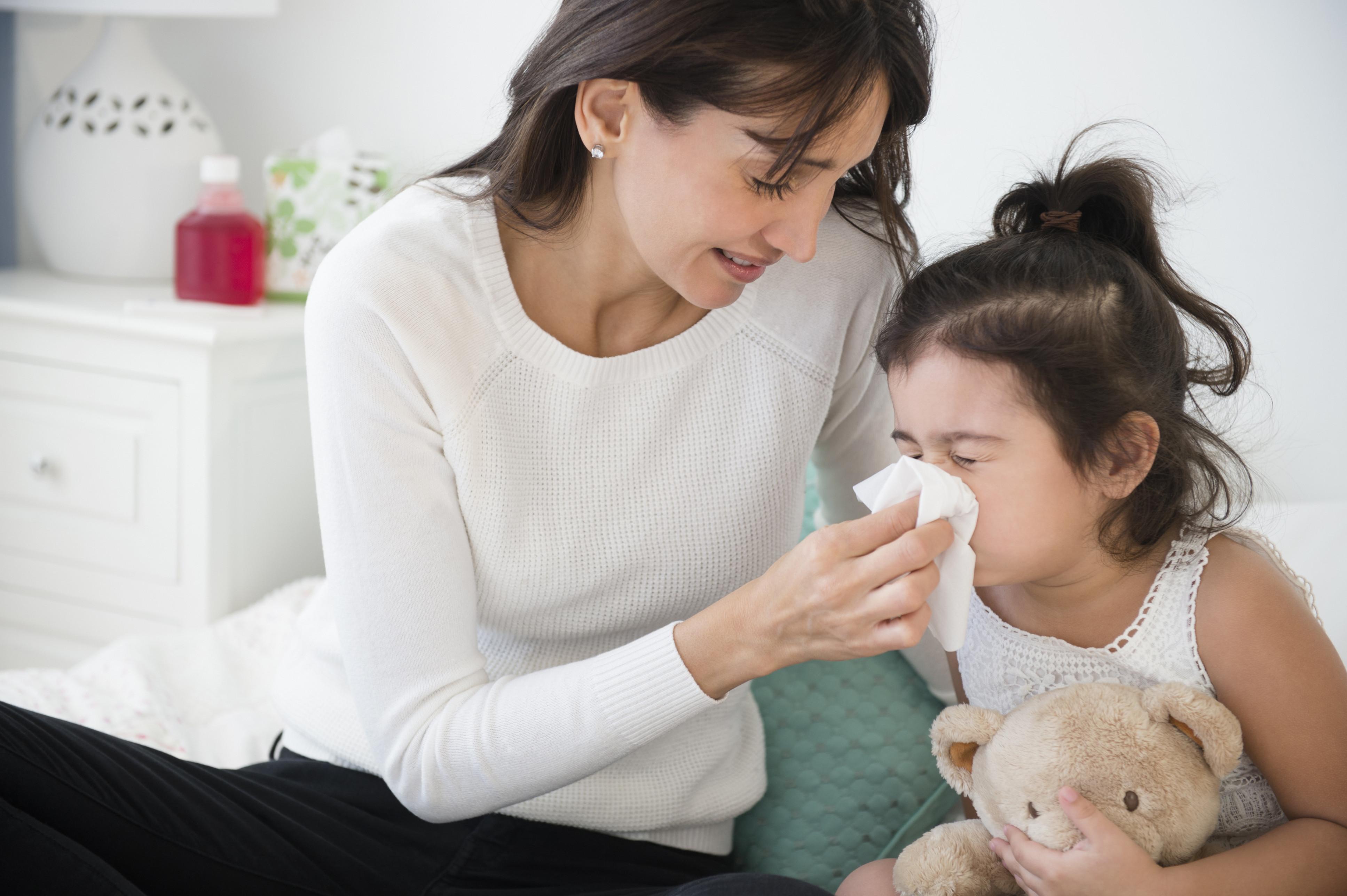 Compte à rebours pour un congé de maladie : Propagation des microbes  #8A4151