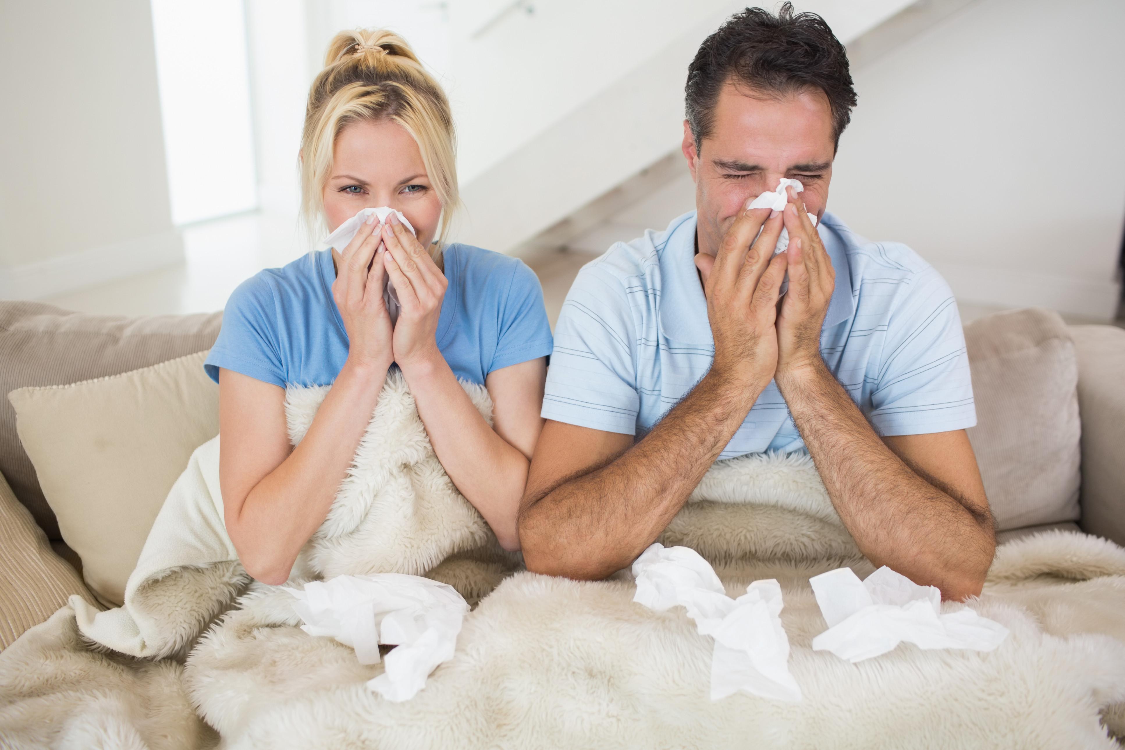 Compte à rebours pour un congé de maladie : Propagation des microbes  #396692