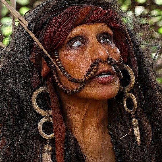 Trailer for Eli Roth's Cannibal Film THE GREEN INFERNO ...  |Real Cannibal Tribes