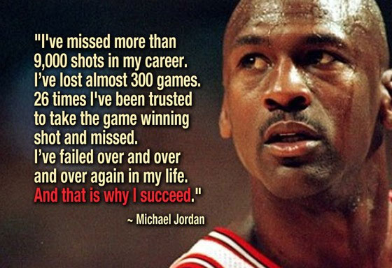 Image result for failure and learning from successful people photos