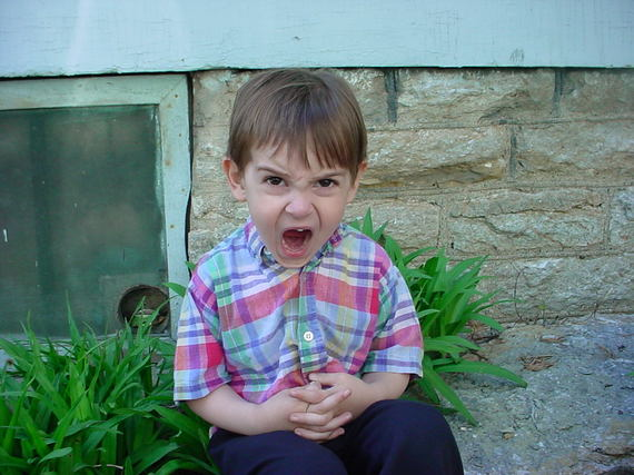 8 Reasons Why It's Okay for Your Toddler to F'ing Curse