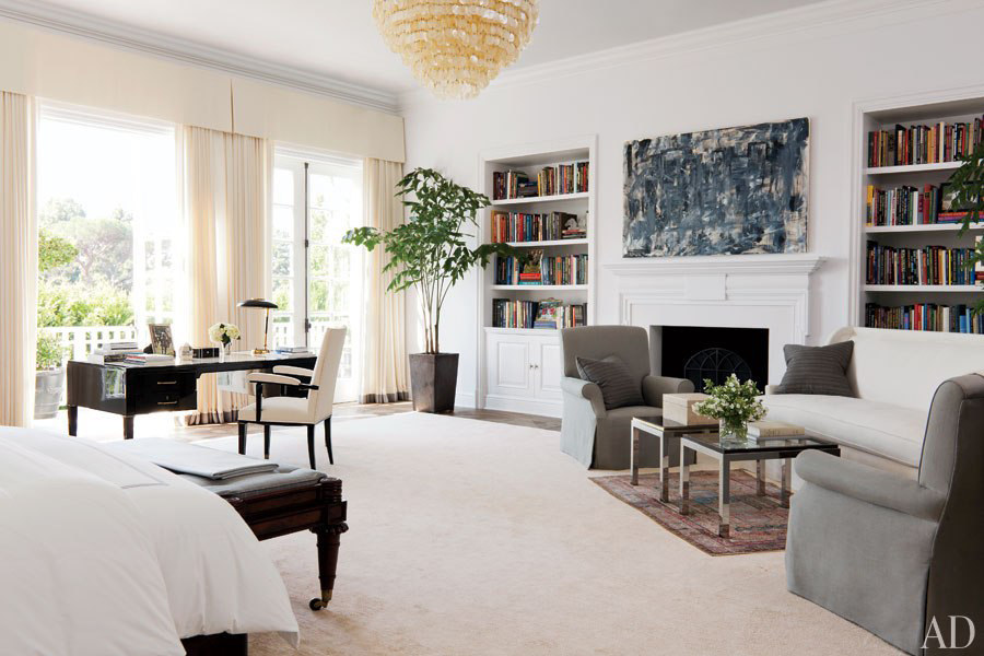 Surprising Beautiful Bedrooms That Double As Home Offices The Huffington Post Largest Home Design Picture Inspirations Pitcheantrous