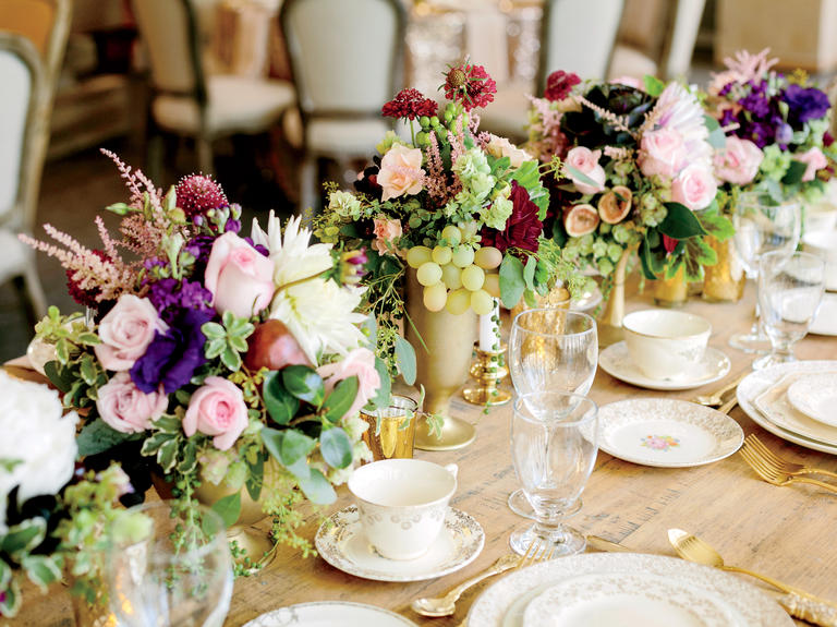 10 Unexpected Ways To Use Florals At Your Wedding Huffpost Life