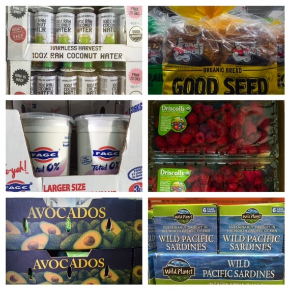 15 healthy foods to buy at costco the huffington post