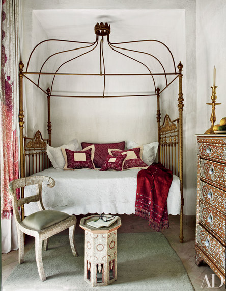 Absolutely Beautiful Four Poster Beds Huffpost