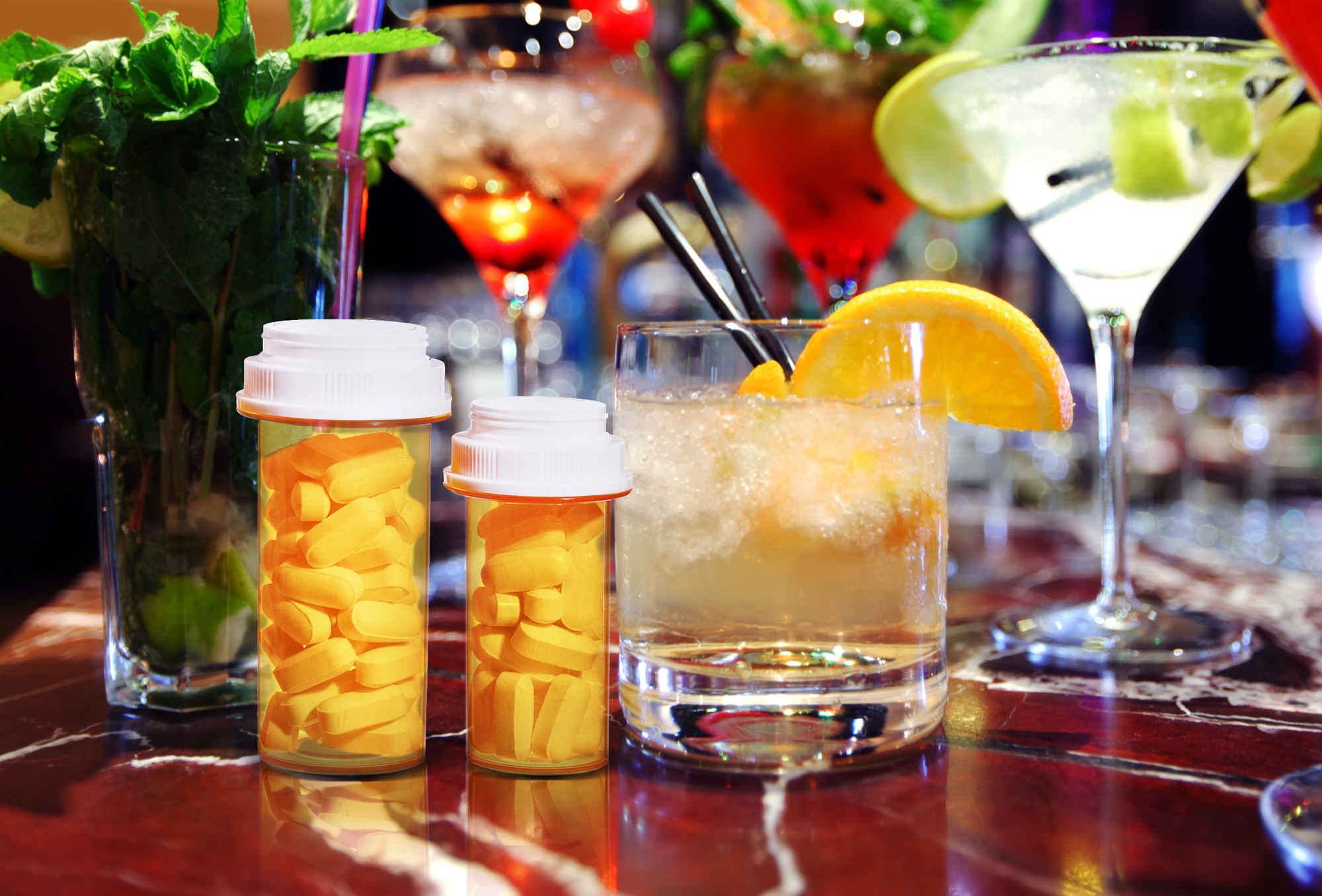 What Happens When You Drink Alcohol And Antibiotics