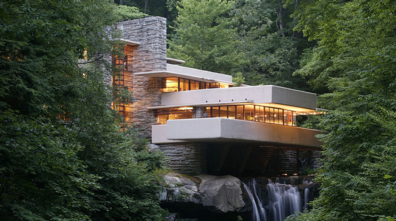 Top 7 most amazing homes in the world huffpost for Amazing houses