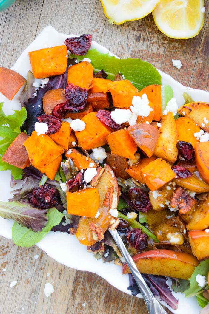 The Fall Harvest Salad You Need In Your Life This Season