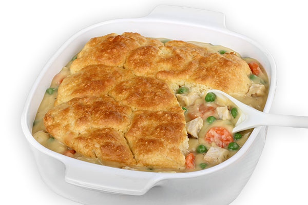 Chicken Pot Pie, Skinny-fied | HuffPost