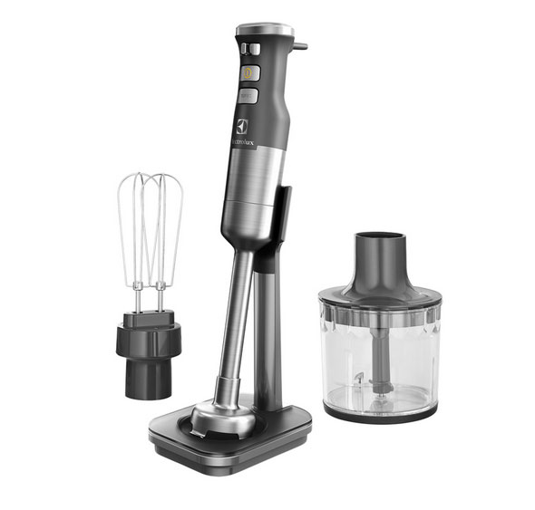 Immersion Blender With Food Processor Attachment