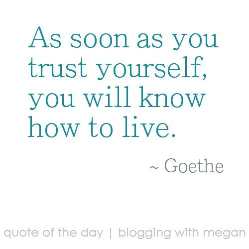 Goethe Quotes About Love: Becoming Vulnerable Again After Being Hurt