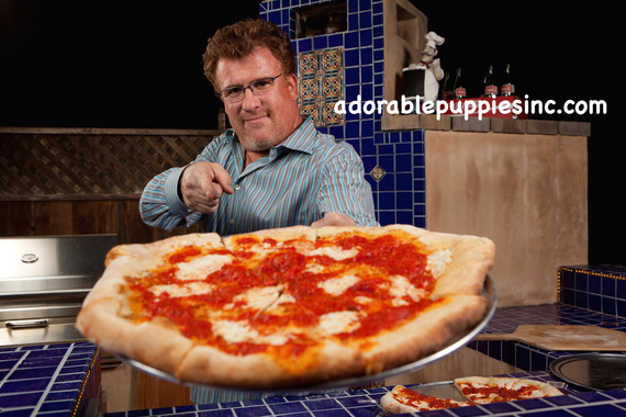 This One Guy With 14 Emmy Nominations and a Pizza Started a New TV Network