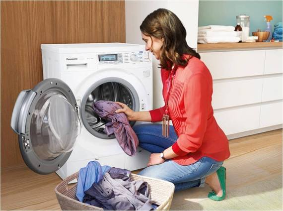 Hailer LG Washing Machine