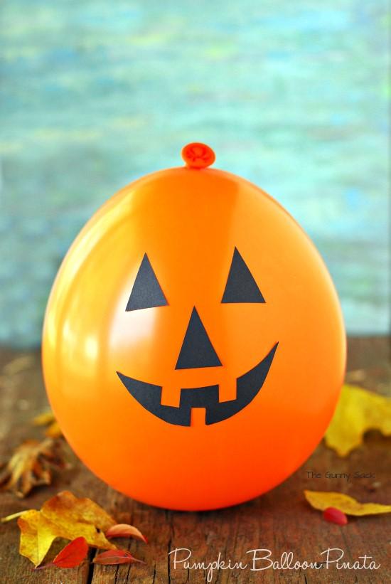 6 Frightfully Fun Diy Halloween Balloons Huffpost