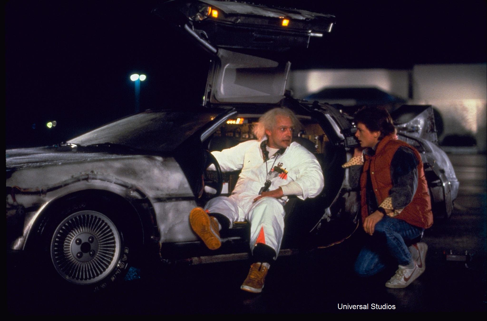 What Car Did Biff Drive In Back To The Future