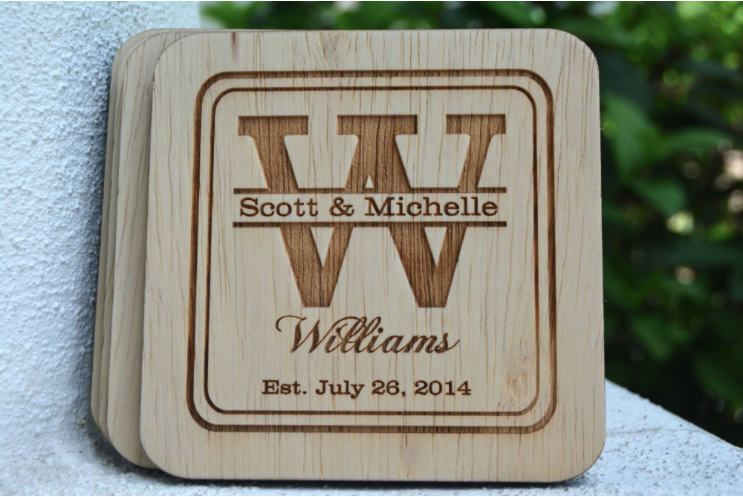 Unique Wedding Gifts Personalized : 2015-10-14-1444845595-5784907-Personalizedcoasters.png
