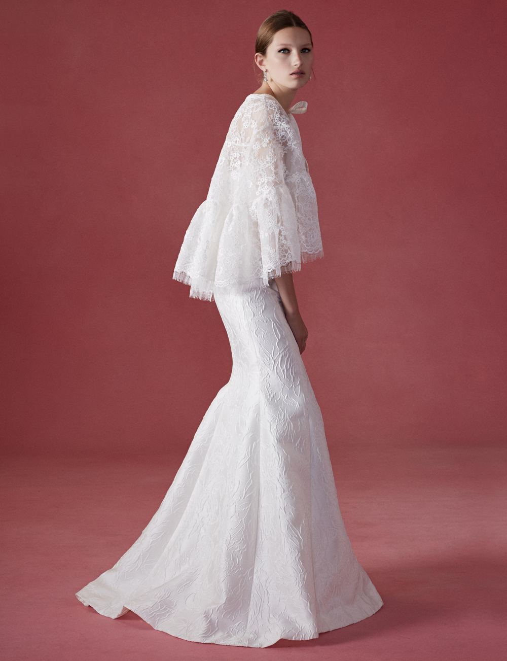 see oscar de la renta 39 s fall 2016 wedding dress collection